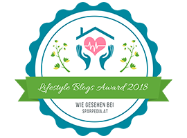Lifestyle Blogs Award 2018