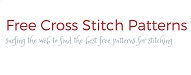 Top 20 Cross Stitch Blogs | Free Cross Stitch Patterns