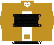 Banner für Die einflussreichsten Blogger Österreichs