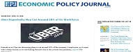 Top 10 Economics Blog of 2020 economicpolicyjournal.com
