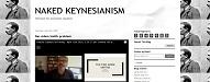 Top 10 Economics Blog of 2020 nakedkeynesianism.blogspot.com